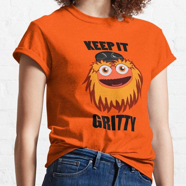 Keep It Gritty Hockey Maskottchen Classic T-Shirt