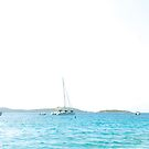 Sailboats on the Ocean near St. John by Jerald Simon (Music Motivation - musicmotivation.com) by jeraldsimon