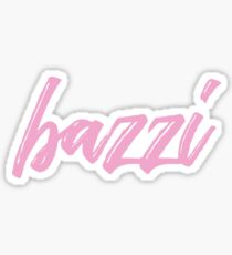 bazzi cosmic Sticker