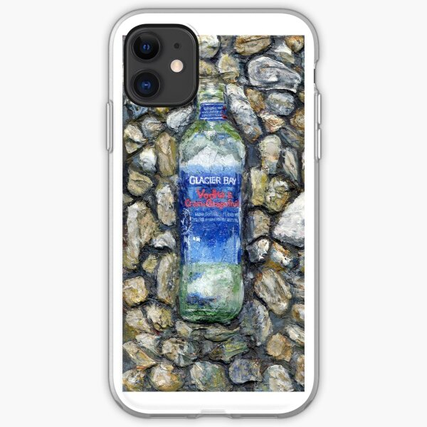 Vodka on the Rocks iPhone Soft Case