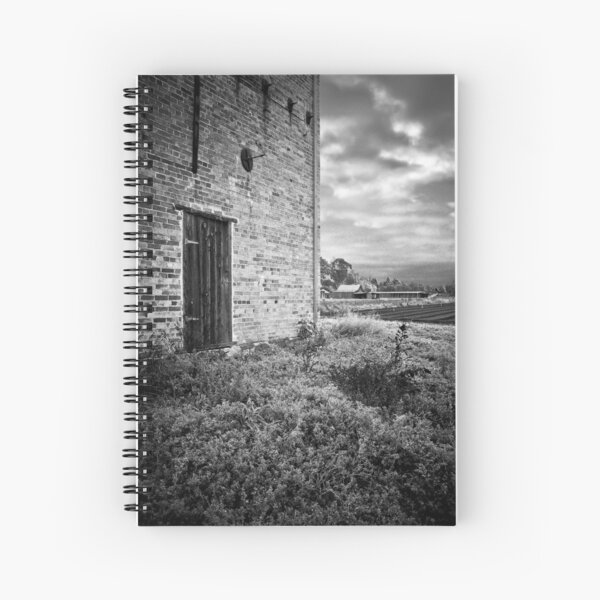 Chicory Kiln Spiral Notebook
