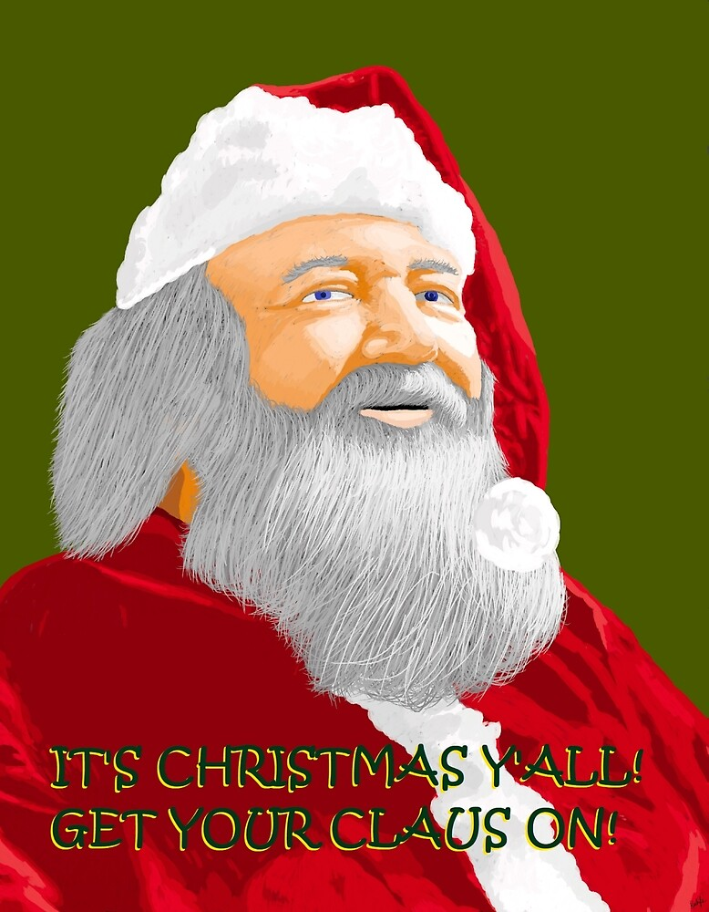 GET YOUR CLAUS ON! by KarlyleTomms
