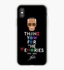 Stan Lee Memories T-Shirt iPhone Case