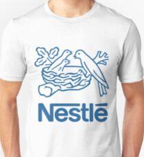 Nestle Familienvogel Slim Fit T-Shirt