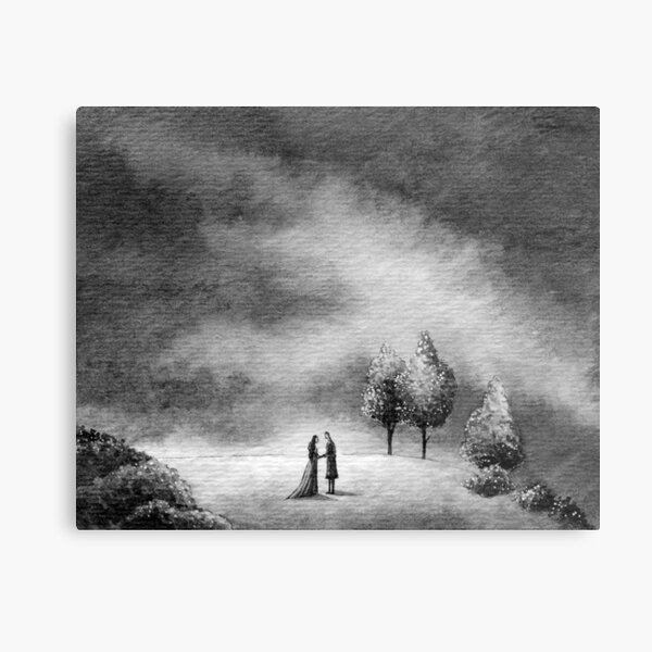 Tryst Metal Print