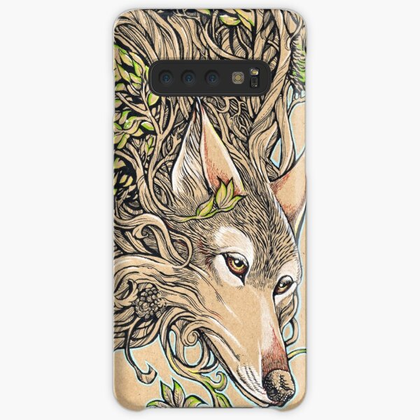 The Dog of the Mountain - Honshu wolf Samsung Galaxy Snap Case