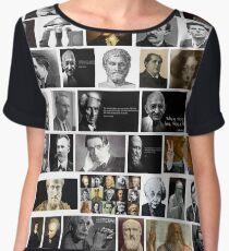 Famous philosophers, #Famous, #philosophers, #FamousPhilosophers, #Philosophy, #philosopher, #FamousPhilosopher Chiffon Top