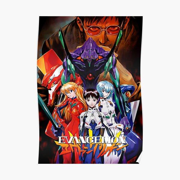 Evangelion - Affiche du film 2.22 Poster