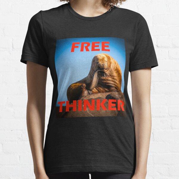 Free Thinker - Steller Sea Lion Essential T-Shirt