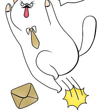 Cat series- holiday by RayRay000