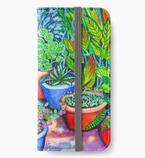Down the Garden Path iPhone Wallet/Case/Skin