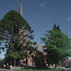 1865  Methodist Church Daylesford 19861106 0045 by Fred Mitchell