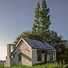 Late C19 Daylesford timber cottage 19861106 0056 by Fred Mitchell
