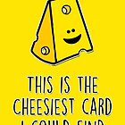 This is the cheesiest card I could find by fashprints