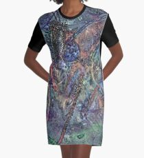 Lepidoptera 2 Graphic T-Shirt Dress