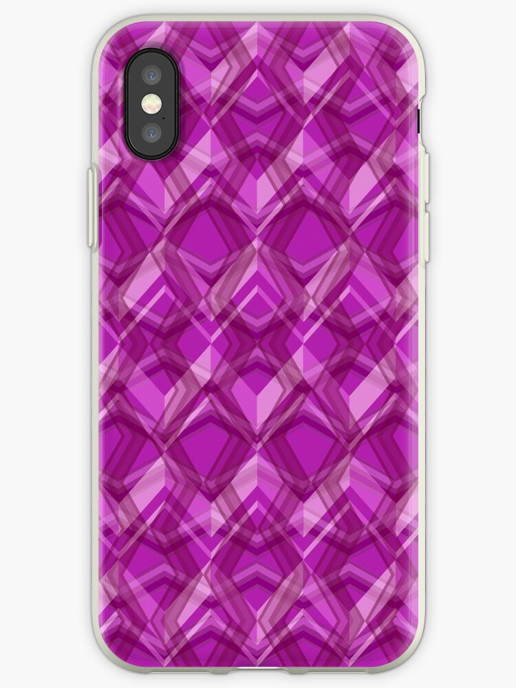 Line Purple Pattern  by elangkarosingo