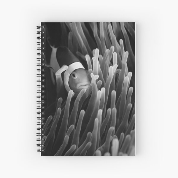 My hiding place Spiral Notebook