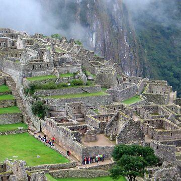 Machu Pichu by Duncs