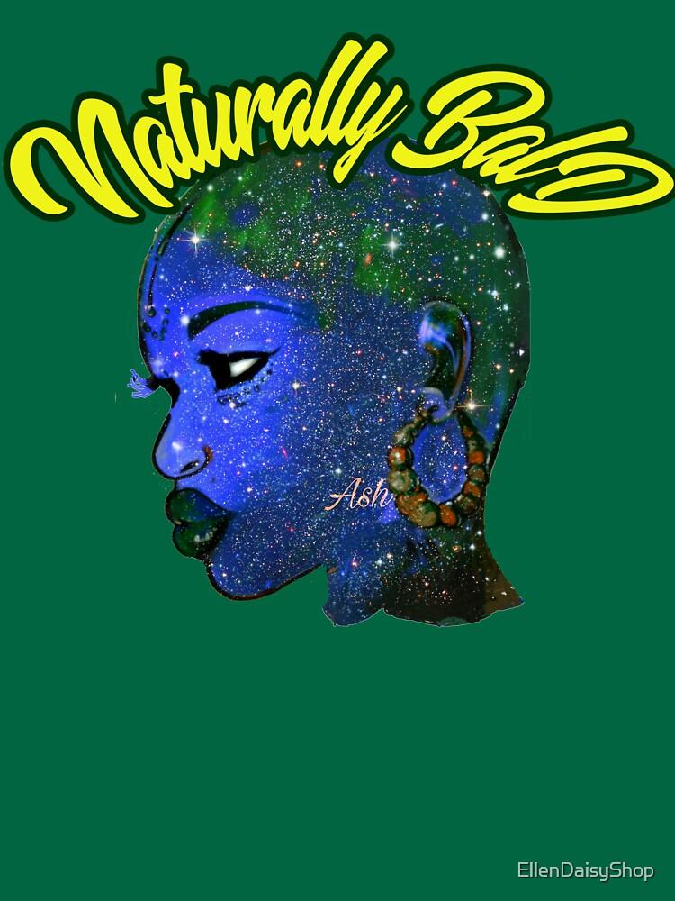 Afrocentric Naturally Bald & Bold African Women Queen by EllenDaisyShop