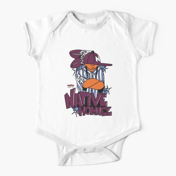 REBELN America Flag Bear Cotton Short Sleeve T Shirts for Baby Toddler Infant