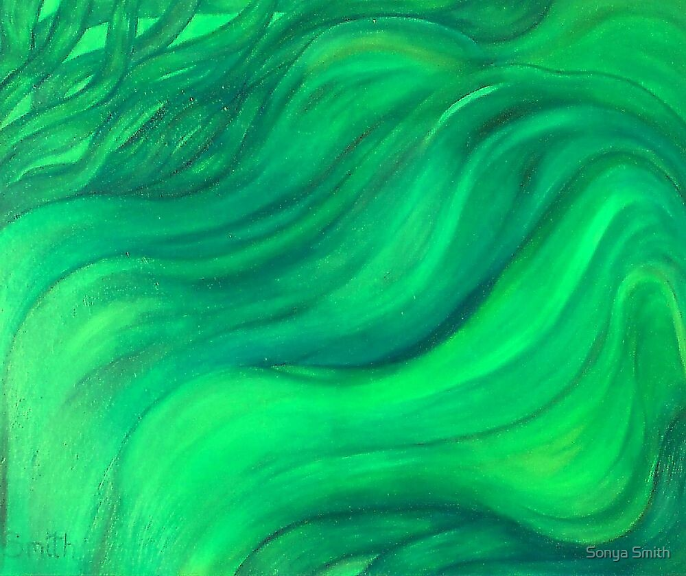EARTH - The Flow by Sonya Smith