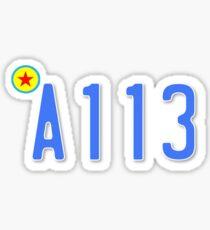 Pixar  Sticker