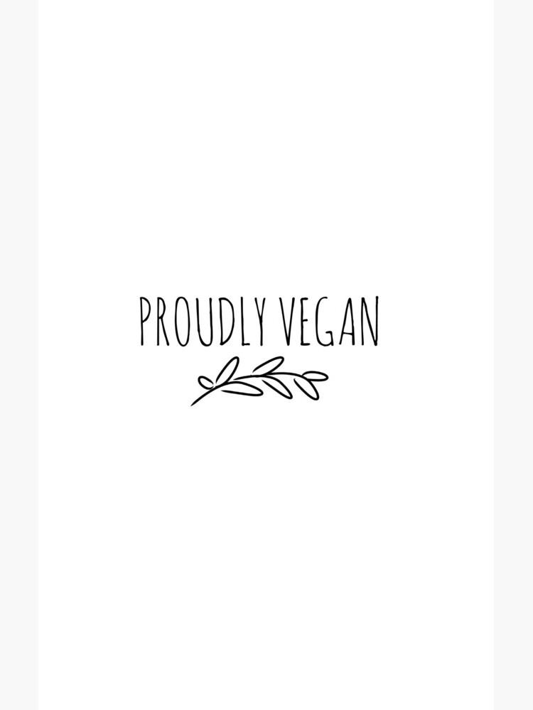 Vegan Pride Funny Gift Idea de FunnyGiftIdeas