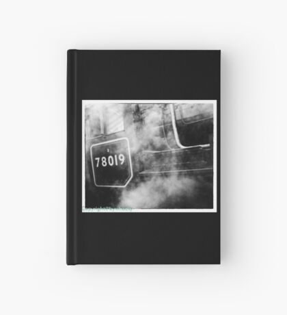 78019 gets steamed up Hardcover Journal