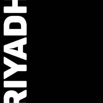 Riyadh by designkitsch