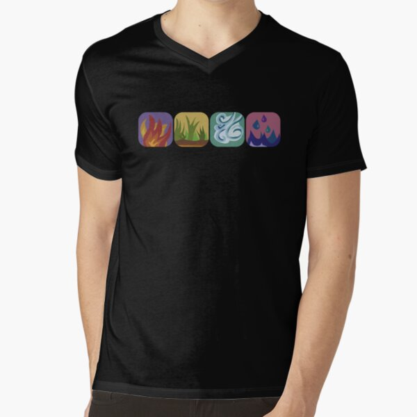 elements V-Neck T-Shirt