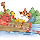 May Tiger : Big River Journey by Lalayf