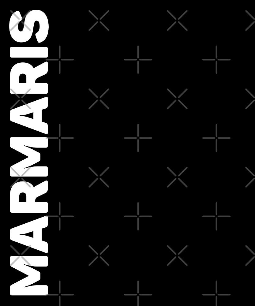Marmaris T-Shirt by designkitsch