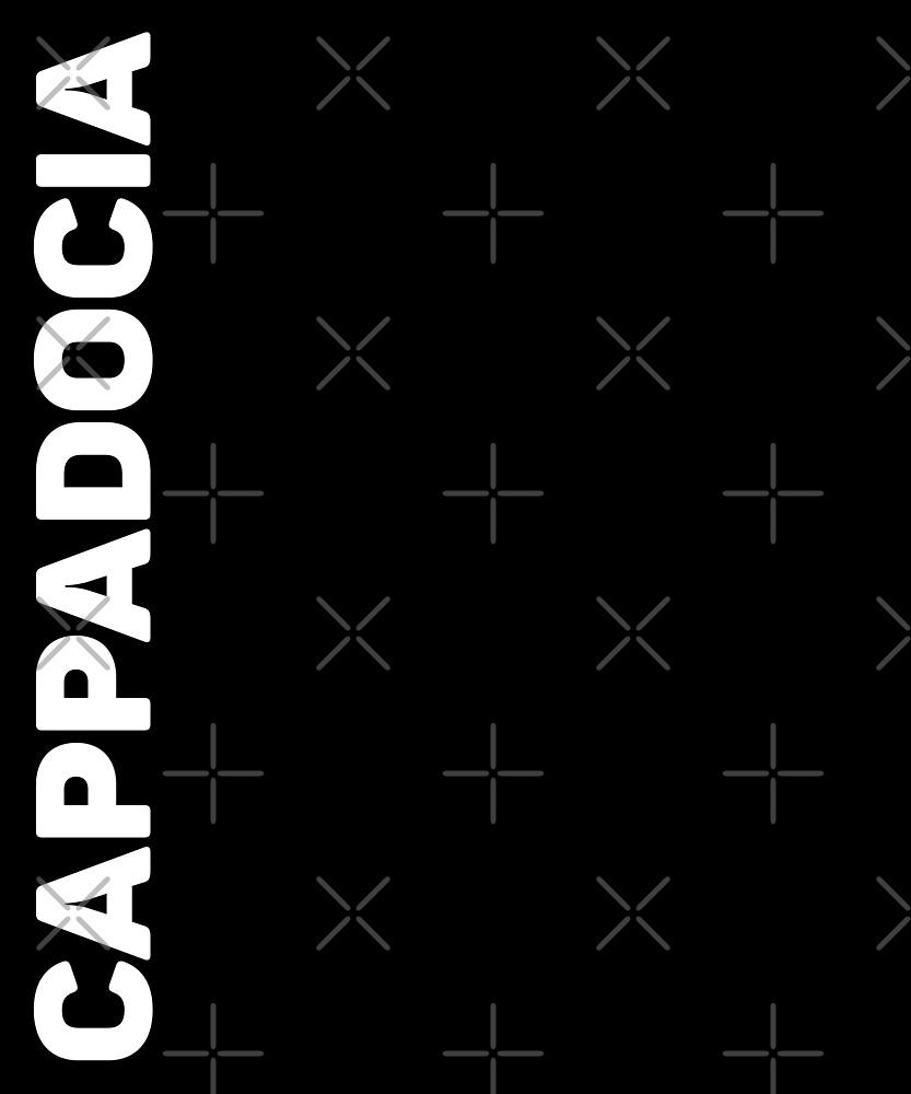 Cappadocia T-Shirt by designkitsch