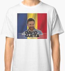 Camiseta clásica David Guetta