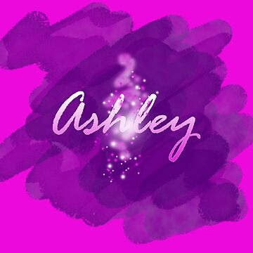 Ashley in purple and pink by craig777red