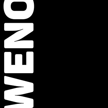 Weno by designkitsch