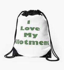 Allotment Drawstring Bag