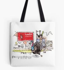 We wish you a Merry Brexit card Tote Bag