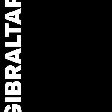 Gibraltar by designkitsch