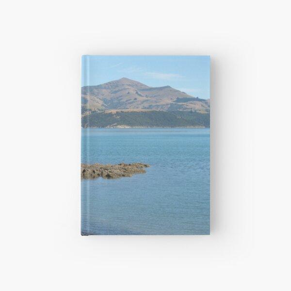 Beautiful Akaroa Hardcover Journal