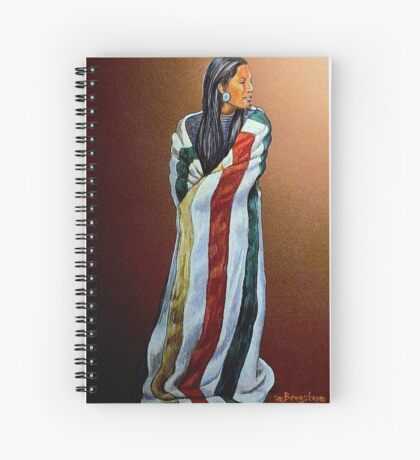 Wrapped In Tradition #8 Spiral Notebook