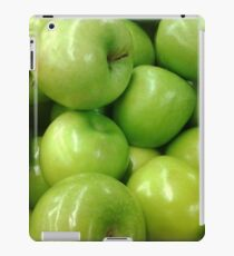 Green Apples 2 iPad Case/Skin