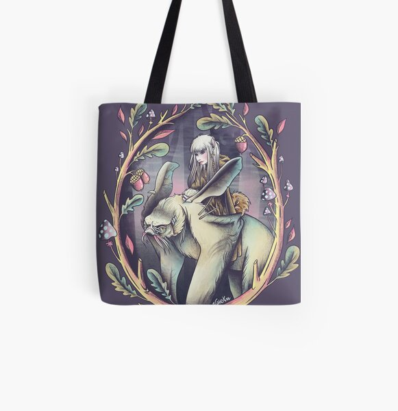 The Dark Crystal All Over Print Tote Bag
