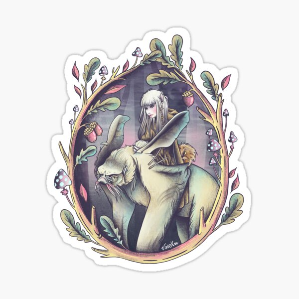The Dark Crystal Sticker