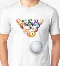 Pool Balls Unisex T-Shirt