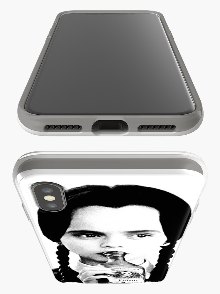 Alternate view of Wednesday Addams | The Addams Family iPhone Case & Cover