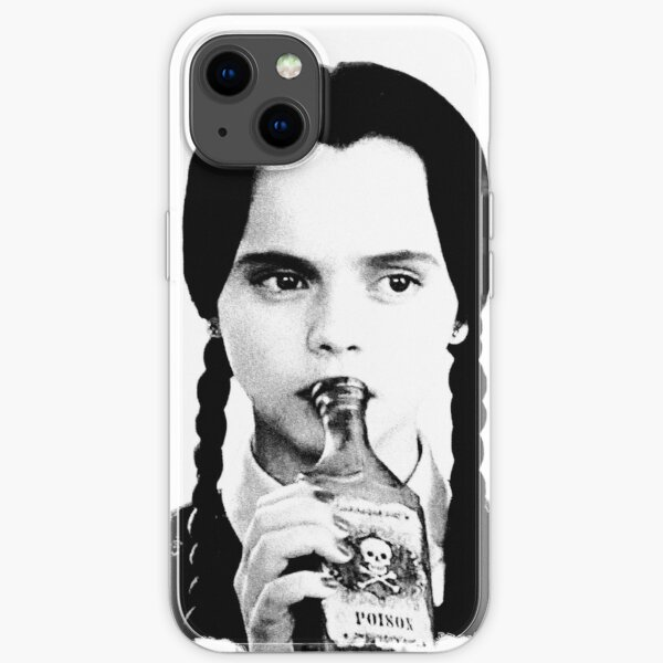 Wednesday Addams | The Addams Family iPhone Soft Case