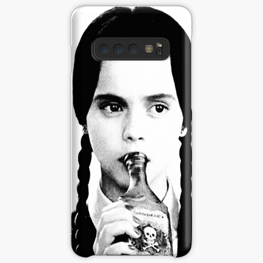 Wednesday Addams | The Addams Family Case & Skin for Samsung Galaxy