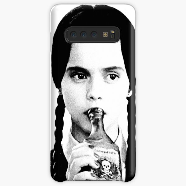 Wednesday Addams | The Addams Family Samsung Galaxy Snap Case
