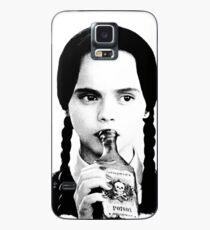 Wednesday Addams | The Addams Family Case/Skin for Samsung Galaxy